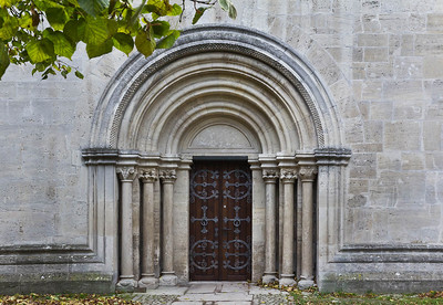Königslutter, Dom: Portal des nördl. Querarms, erneuert
