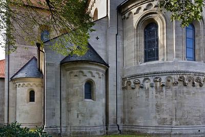 Königslutter, Dom: südliche Ostapsiden