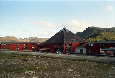 Hotel am Nordkap
