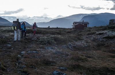 Oskampen-Hütte