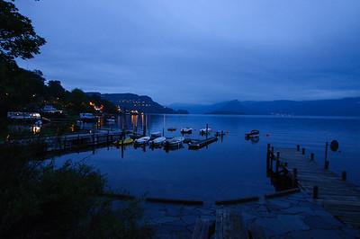 Abend am Hardangerfjord  von Thorsten