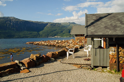 Camping Hütte - Direkt am Wasser von Thorsten