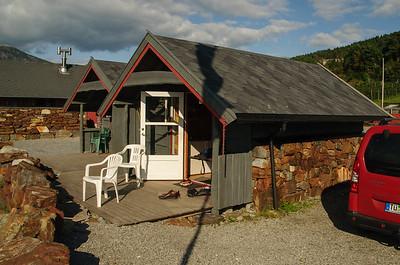 Camping Hütte von Thorsten