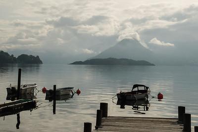 Morgenstimmung am Hardangerfjord  von Thorsten