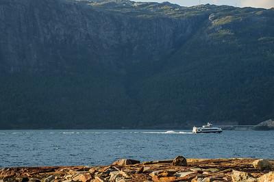 Hardanger Schnellboot von Thorsten