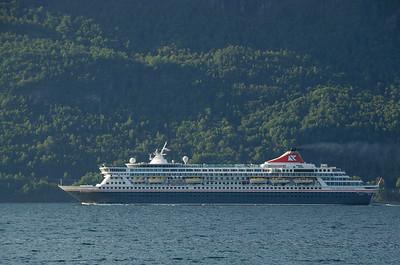 Kreuzfahrtschiff von Thorsten