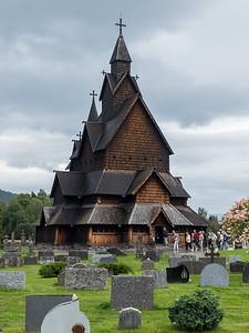 Heddal Stavkirke von Kerstin