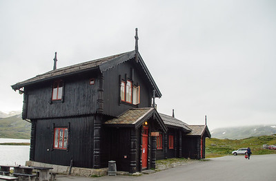 Haukeliseter Fjellstue von Thorsten
