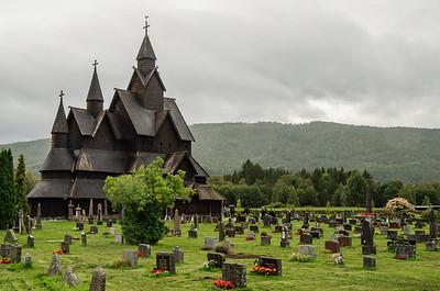 Heddal Stavkirke  von Thorsten
