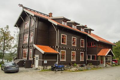Tuddal Høyfjellhotell  von Thorsten