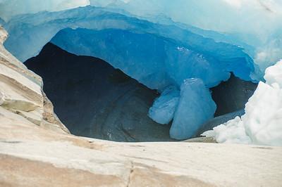 Nigardsbreen - Gletschertor