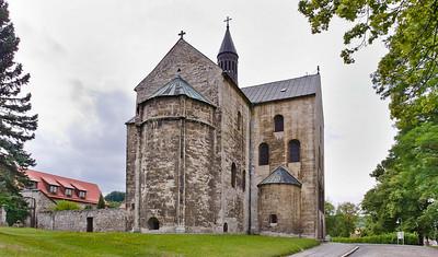 Gernrode, St. Cyriakus, Ostchor