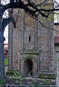 Drübeck, St. Vitus: Portal im Südturm des Westbaus