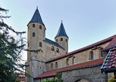 Drübeck, St. Vitus von Südosten