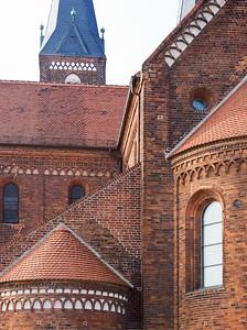 Jerichow, Stiftskirche: Chor, Detail
