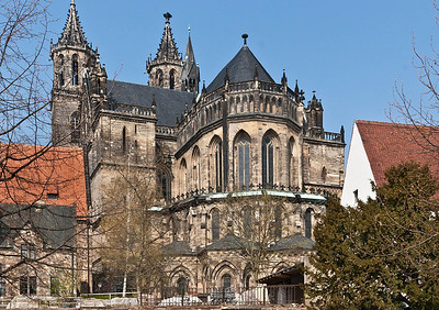 Magdeburg Dom (Architektur)