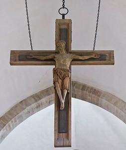 Merseburg, Dom, Triumphkreuz (Mitte 13. Jh.)