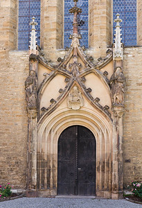 Merseburg, Dom, Westportal