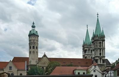 Naumburg, Dom von Norden