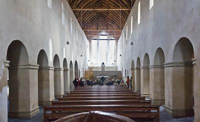 Quedlinburg: St. Wiperti, Langhaus