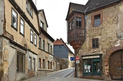 Sangerhausen, An der Ulrichkirche