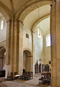 Sangerhausen, St. Ulrici. Blick vom Chor in nördl. Querhaus