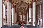 Stendal, Dom St. Nikolaus, Innenraum nach Osten