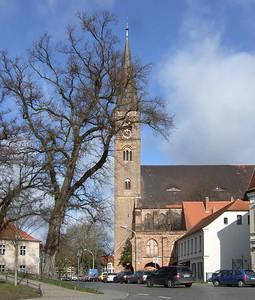 Stendal, Dom St. Nikolaus von Süden