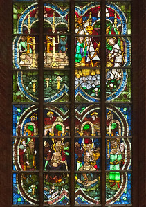 Stendal, Dom St. Nikolaus, nV Erasmus-Fenster