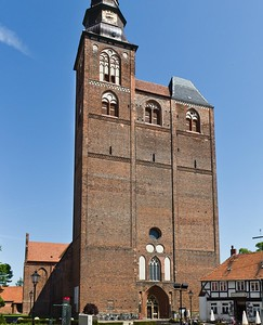 Tangermünde, Stephanskirche, Westfassade