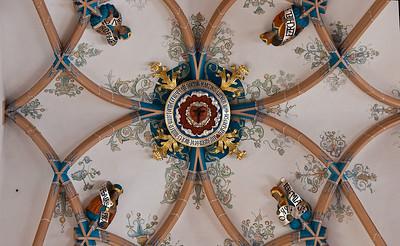 Annaberg, Sankt Annen, Gewölbe