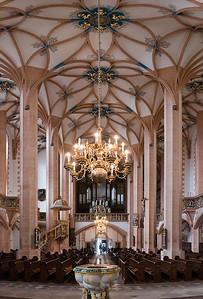 Annaberg, Sankt Annen, innen