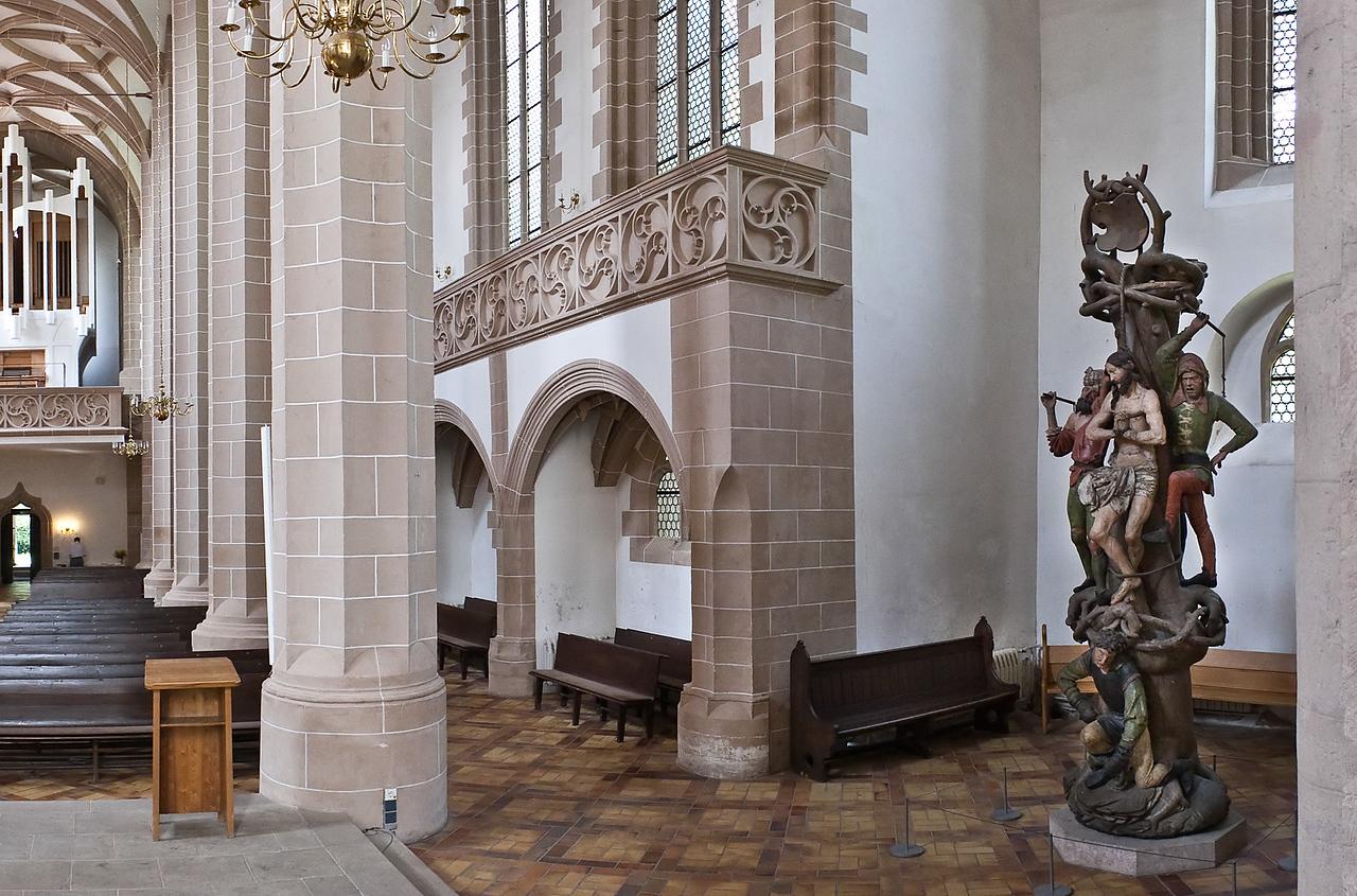 Chemnitz, Schlosskirche
