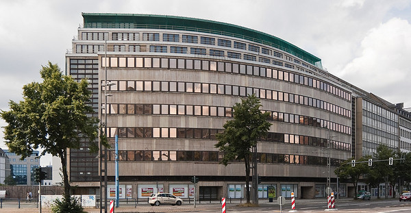 ehem. Kaufhaus Schocken, Chemnitz (Erich Mendelsohn, 1930)