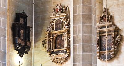 Pirna, St. Marien, Epitaphe