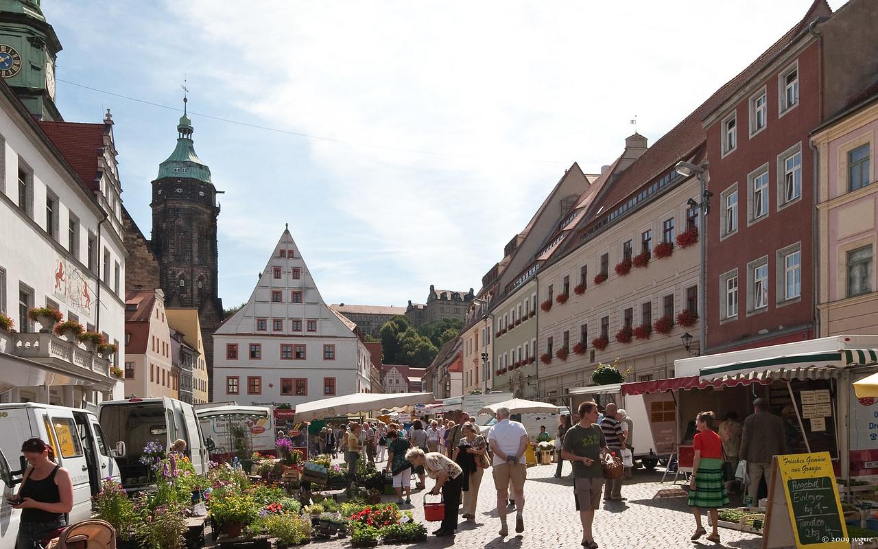 Pirna, Untermarkt