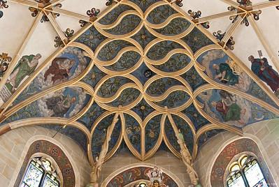 Pirna, St. Marien, Chorgewölbe gesamt