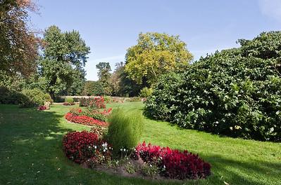 Muskau, Unterpark, Herrengarten
