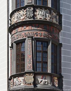 Torgau, Marktplatz, Rathaus (1565)