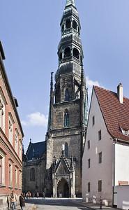 Zwickau, St. Marien