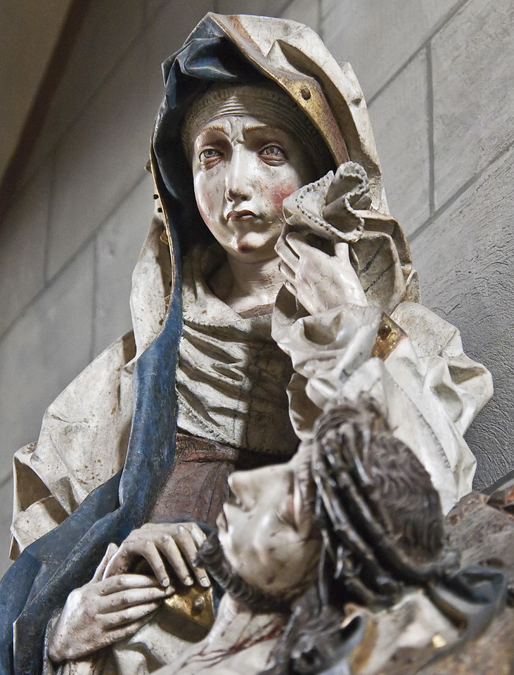 Peter Breuer: Pieta (1502), Zwickau, St. Marien