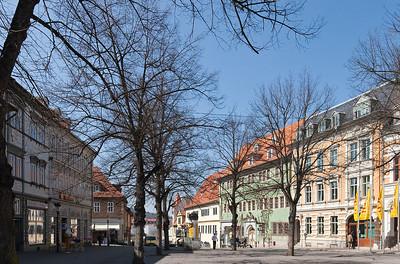 Arnstadt, Markt