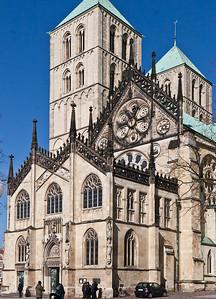 Münster, Dom, Paradies von Südost