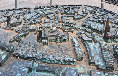 Münster, Stadtmodell