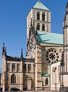 Münster, Dom, Paradies von Osten