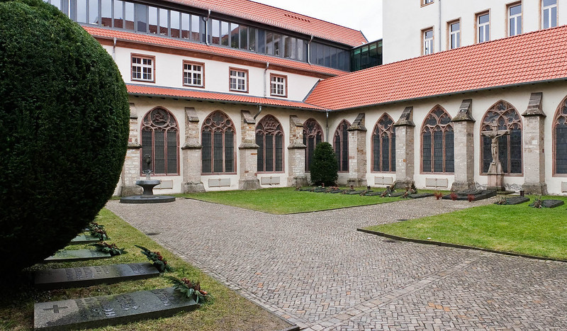 "Paderborn, Dom Kreuzgang (""Pürting"")"