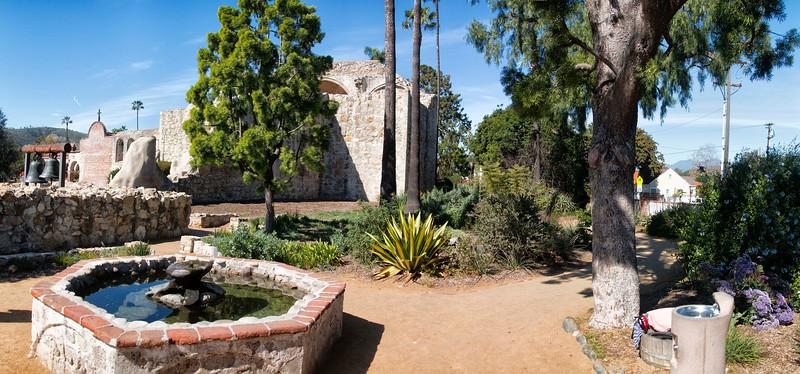 San Juan Capistrano Mission, San Juan Capistrano, California