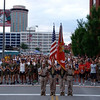 Marine Week 2011 5K Race in St. Louis