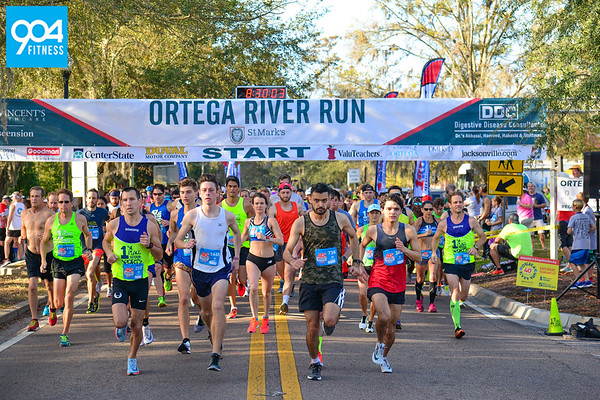 Ortega River Run 2018