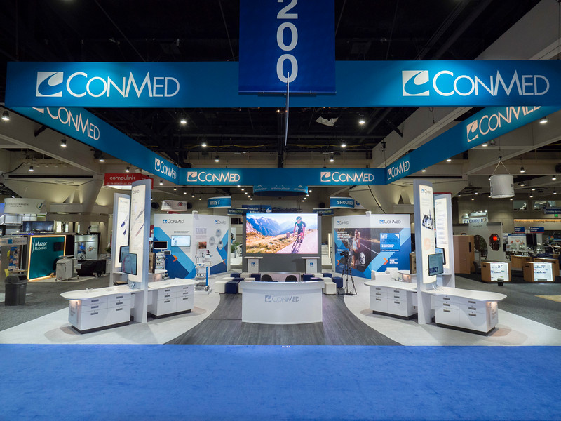 ConMed during AAOS 2017